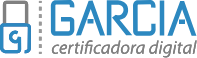Garcia Certificadora Digital Logotipo